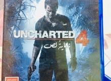 اسطوانة UNCHARTED 4 : نهاية لص PS4