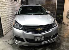 km mileage Chevrolet Traverse for sale