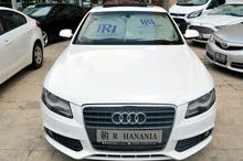 90,000 - 99,999 km Audi A4 2010 for sale