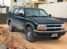 Gasoline Fuel/Power   Chevrolet Blazer 1998