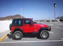 Jeep wrangler 2005 gcc full option manual gear