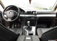 مطلوب BMW E39 خامسة