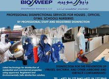 Biosweep Disinfection Services