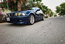 للبيع BMW 528I موديل 2001 ماشي 170