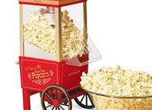 popcorn car maker for fun with kids in home