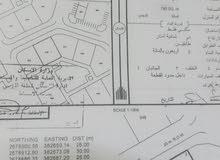 أرض سكنية للبيع  ولاية البريمي  مربع الغريفة الثانية