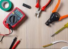صيانة التمديدات الكهربائيه والستلايت