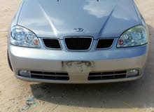 Automatic Silver Daewoo 2004 for sale