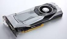 NVIDIA GTX 1070 8 GB