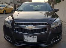 Chevrolet Malibu 2013 For sale - Grey color