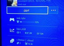 حساب سوني 4 فيه الععاب