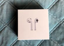 Apple Wireless AirPods (new) asking price 600dhs