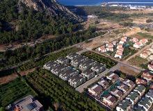 شقق استثمارية للبيع في انطاليا,تركيا قريبة من البحر بالتقسيط