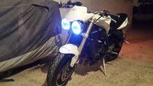 Used Triumph motorbike in Tripoli