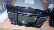 جهاز راديو استريو لعربه توسان وبرادو اصليات جداد