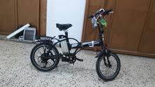 دراجة كهرباء شبه جديد  36  فولت