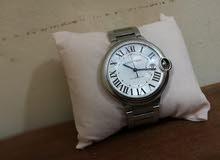 ساعة كارتير اصلي 100% cartier اوتوماتيك