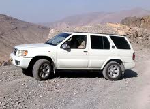 Manual Nissan 2001 for sale - Used - Hamra city