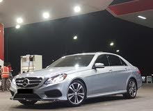 Mercedes Benz E 350 car for sale 2014 in Sohar city