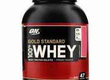 بروتين مصل الحليب-gold standrd protin