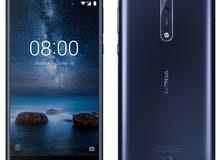 Like New Nokia 8 with 8 month warranty.