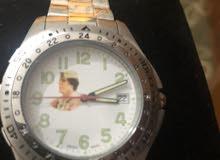 ساعة اصلية جديدة