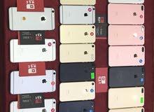 ايفون 6 16و 64 و 128 جيقا مستعمل بحاله الوكالة بسعر مميز
