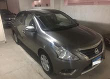 2018 Nissan for rent in Cairo