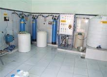 محطة مياه مفلترة