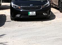 Automatic Kia 2018 for rent - Amman