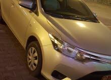 تاجير سيارات تويوتا ياريس  مع مجانية خدمة استلام وتسليم السياره