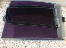 زجاج  البابين الخلفيات جيب ليبرتي 2002