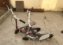 Stepper Scooters for Kids