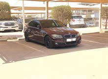 Maroon BMW 323 2010 for sale
