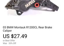 Buy a BMW motorbike directly from the owner
