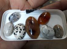 لمحبي الأحجار الكريمه الطبيعيه تشكيله جميله من الأحجار النادره