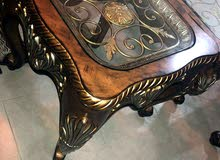 We have New Tables - Chairs - End Tables available for sale