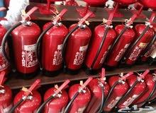 مضخات حريق واجهزه انذار واطفاء ورش الى