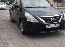 Used condition Nissan Sunny 2015 with 60,000 - 69,999 km mileage