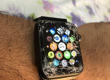 ساعة ابل Apple Watch series 1 شاشة مكسورة حجم 42