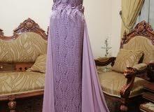 فستان عرس و سهرة
