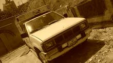 Manual White Nissan 1987 for sale