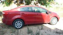 Red Kia Rio 2013 for sale