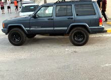 1 - 9,999 km Jeep Cherokee 2001 for sale
