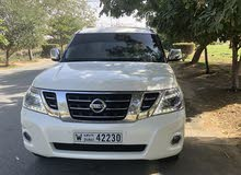 Nissan patrol V8 platinum edition 320 HP