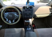 Automatic Silver Nissan 2009 for sale