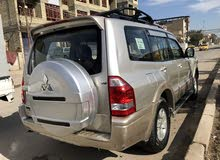 ميتسوبيشي باجيرو 2004  للبيع