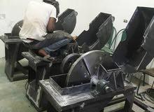 ماكينة نجارة حديتة
