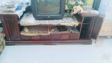 طاولة تلفزيون خشب زان اخت الجديدة استخدام خفيف
