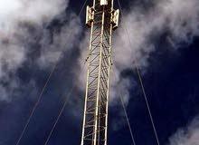 برج انترنت نضيف جدا  ومكفول